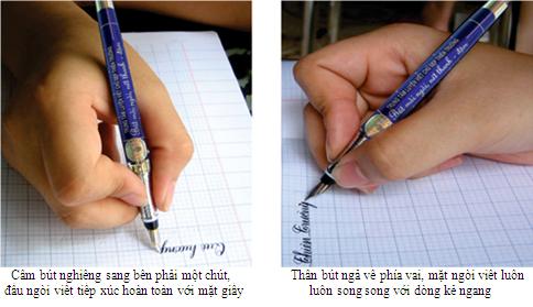 Luyện chữ viết cho học sinh